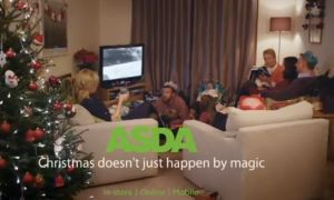 Ghastly Asda Christmas ad
