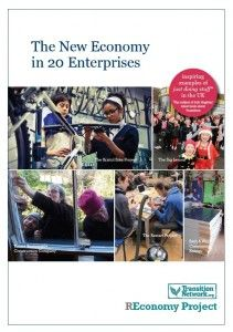 The New Economy in 20 Enterprises front cover