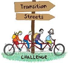 Transition Streets Challenge logo