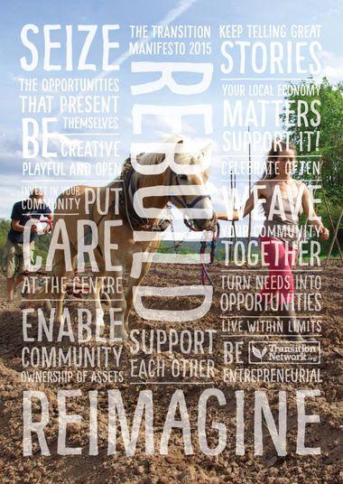 Transition  Manifesto 2015