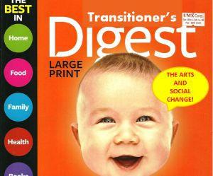 Transitioner's digest - arts & social change