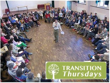 Transition Thursdays image