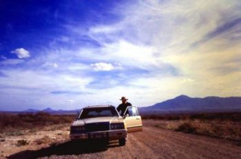Arizona, Mountains, Car 2001