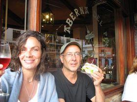 Inez and Emilio