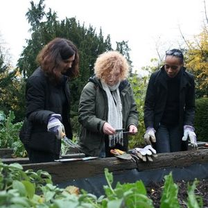 Whittington gardening club