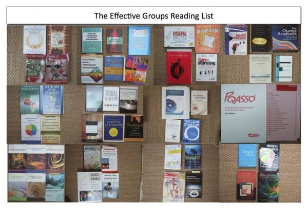 Effective Groups Reading List