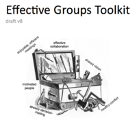 Effective Groups Toolkit