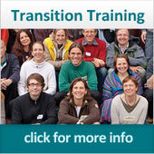 Transition training button