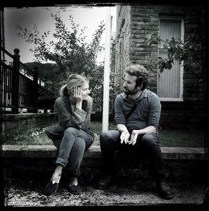 Cyril and Melanie.