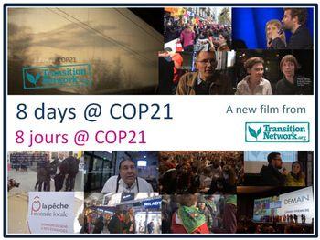 8 days @ COP21