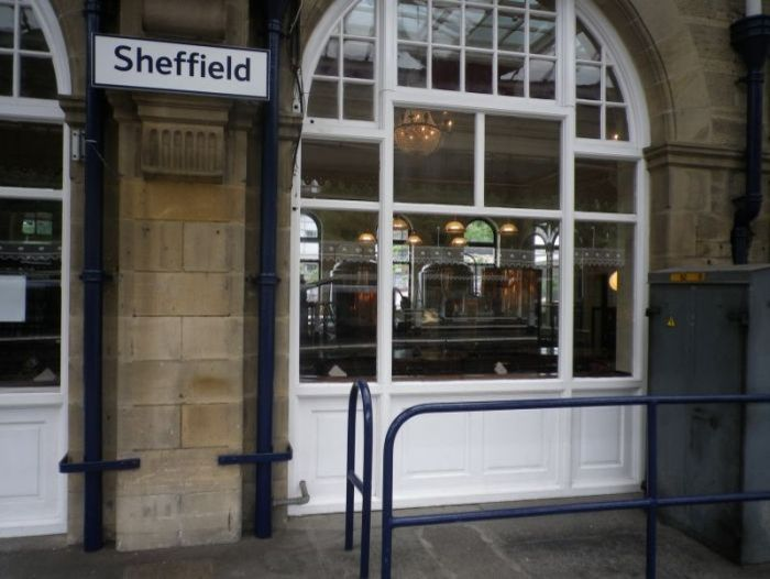 Sheffield Tap (outside)