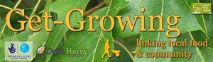 Get growing banner