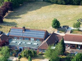 GEN Solar Project - Nayland Primary School