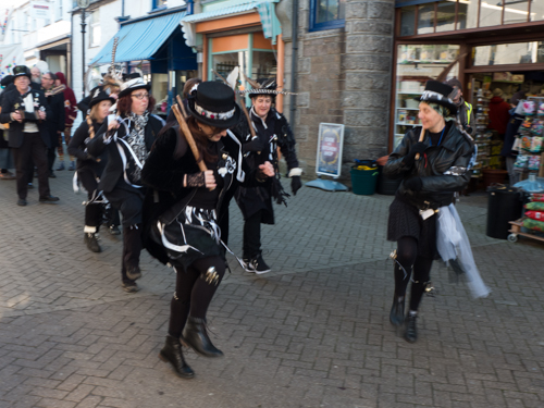 Penwith procession