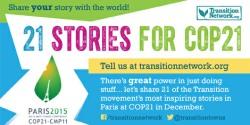 COP21 stories