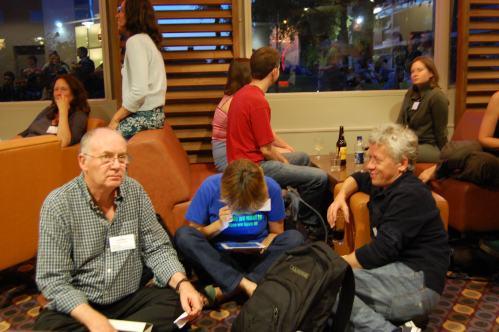 david at the ttonc2011