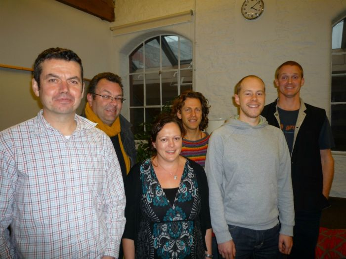 Transition Technologist group November 2009