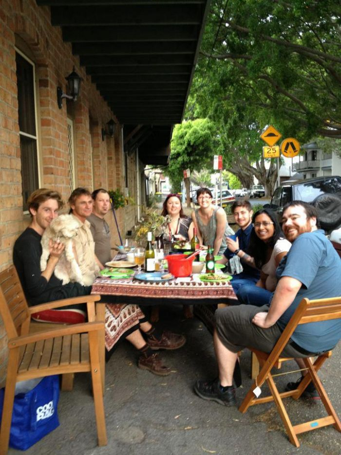 The Latham Street group