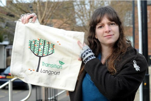 Cara Naden of Transition Town Langport, who wrote this piece.