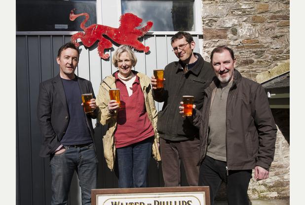 New Lion Brewery team