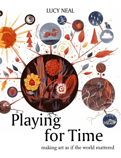 The cover of 'Playing for Time'.