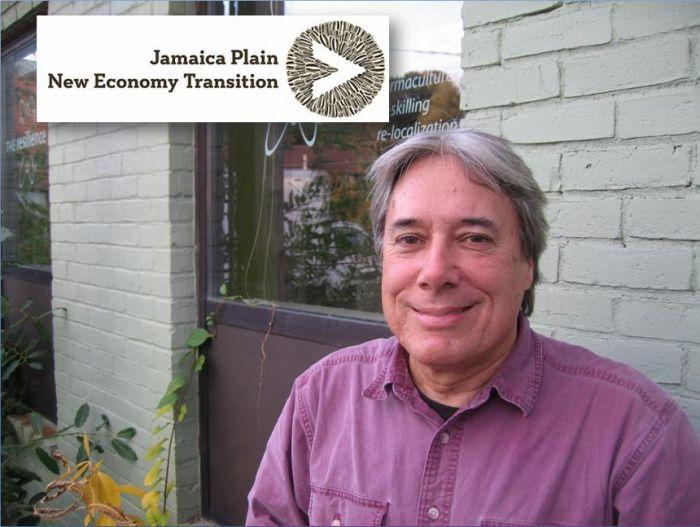 Chuck Collins of JPNET