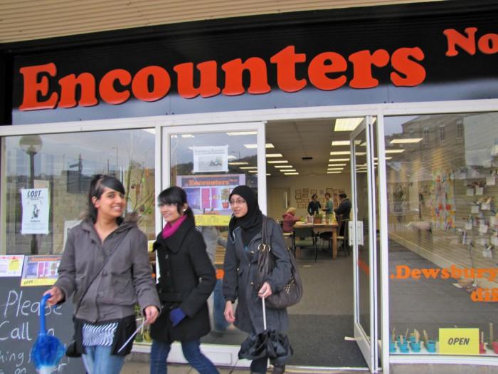 Encounters Shop: Dewsbury.