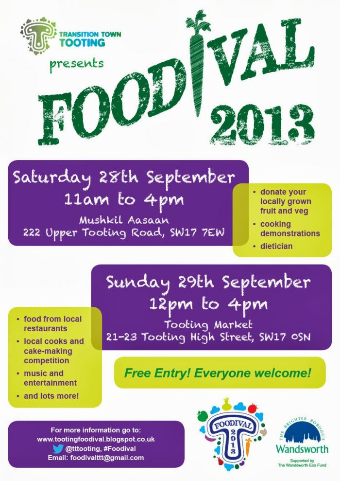 Foodival Poster
