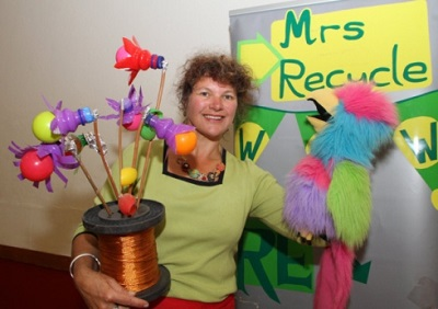 Mrs Recycle