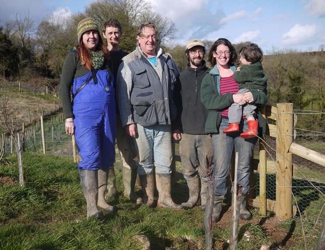 Greenham Reach Smallholders