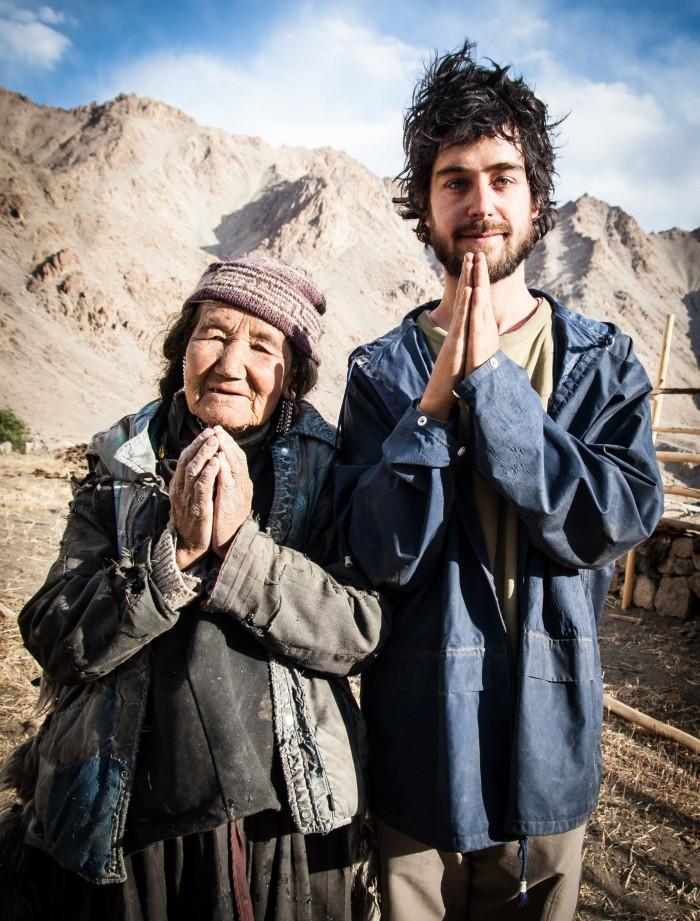 Juan in Ladakh