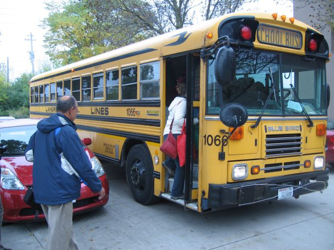 The Magic Schoolbus.