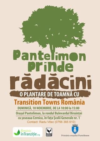 Romanian poster