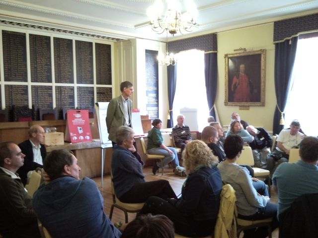 Energy Open Space event.