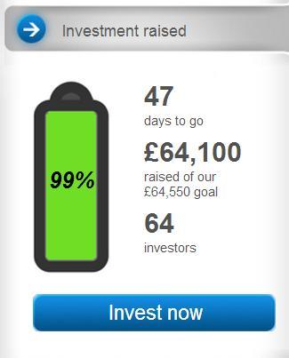 Brixton Energy raises the money!