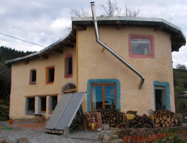 Abrazo House, the main house