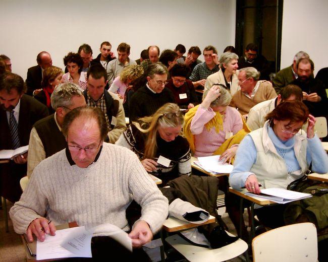 Community workshop in Zorrozaurre