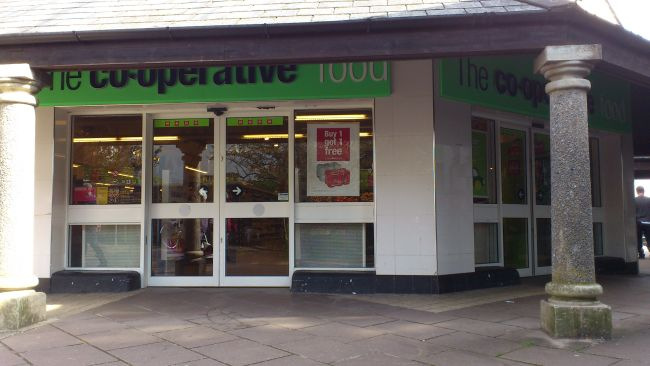 The Totnes Co-operative Store