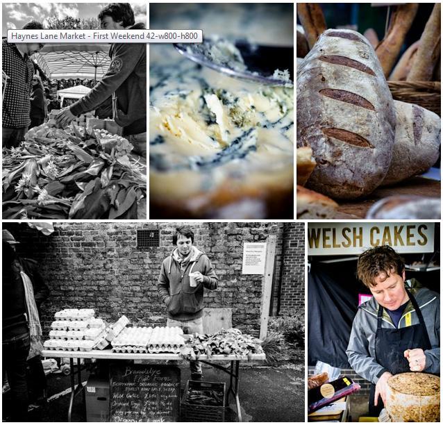 Crystal Palace Local Food Market