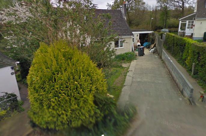 Rob's front garden