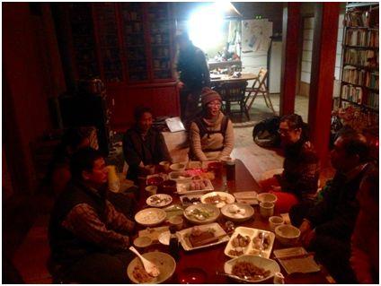 Aso Tanetori Club(Seed Saving Club) meeting