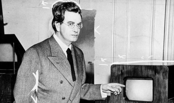 John Logie Baird saves a generation from lives bereft of conversation.