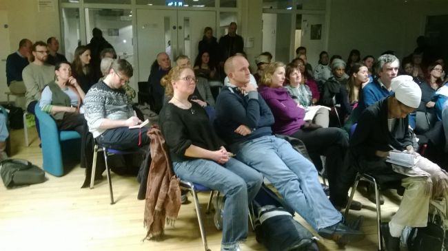 The Shared Space Open Evening