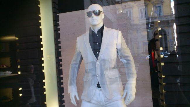 daft suit