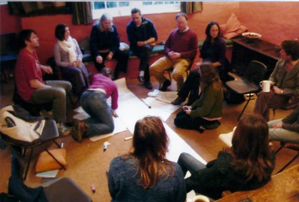 A March 2007 meeting to discuss a structure for TTT.