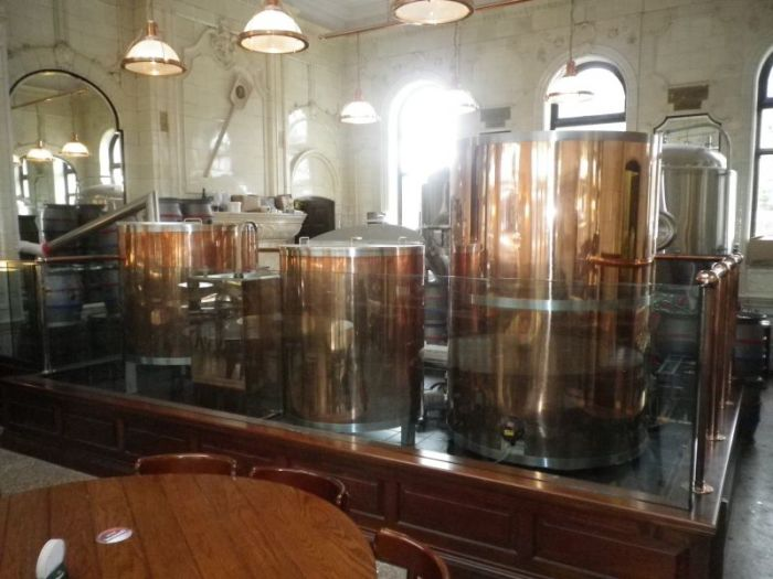 Brewery set up