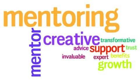 mentoring words