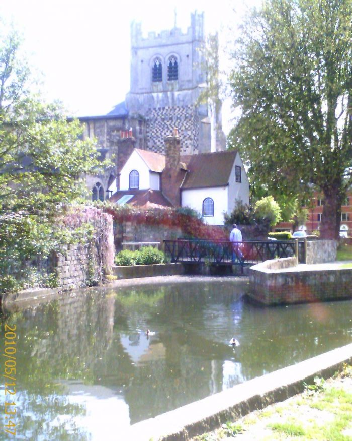 Beautiful Waltham Abbey