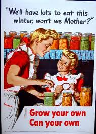 "WW2 poster ""We'll have lots to eat this winter"""