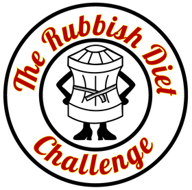The Rubbish Diet Logo